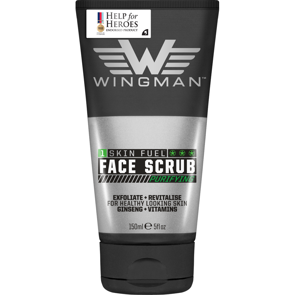 Purifying Face Scrub