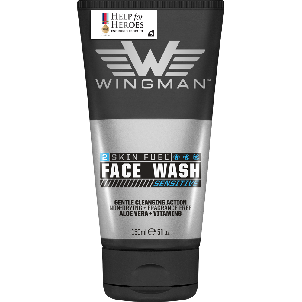 Sensitive Face Wash