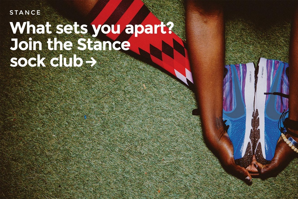 KITBOX x Wingman: How Stance Became the Hottest Sock Brand in the World